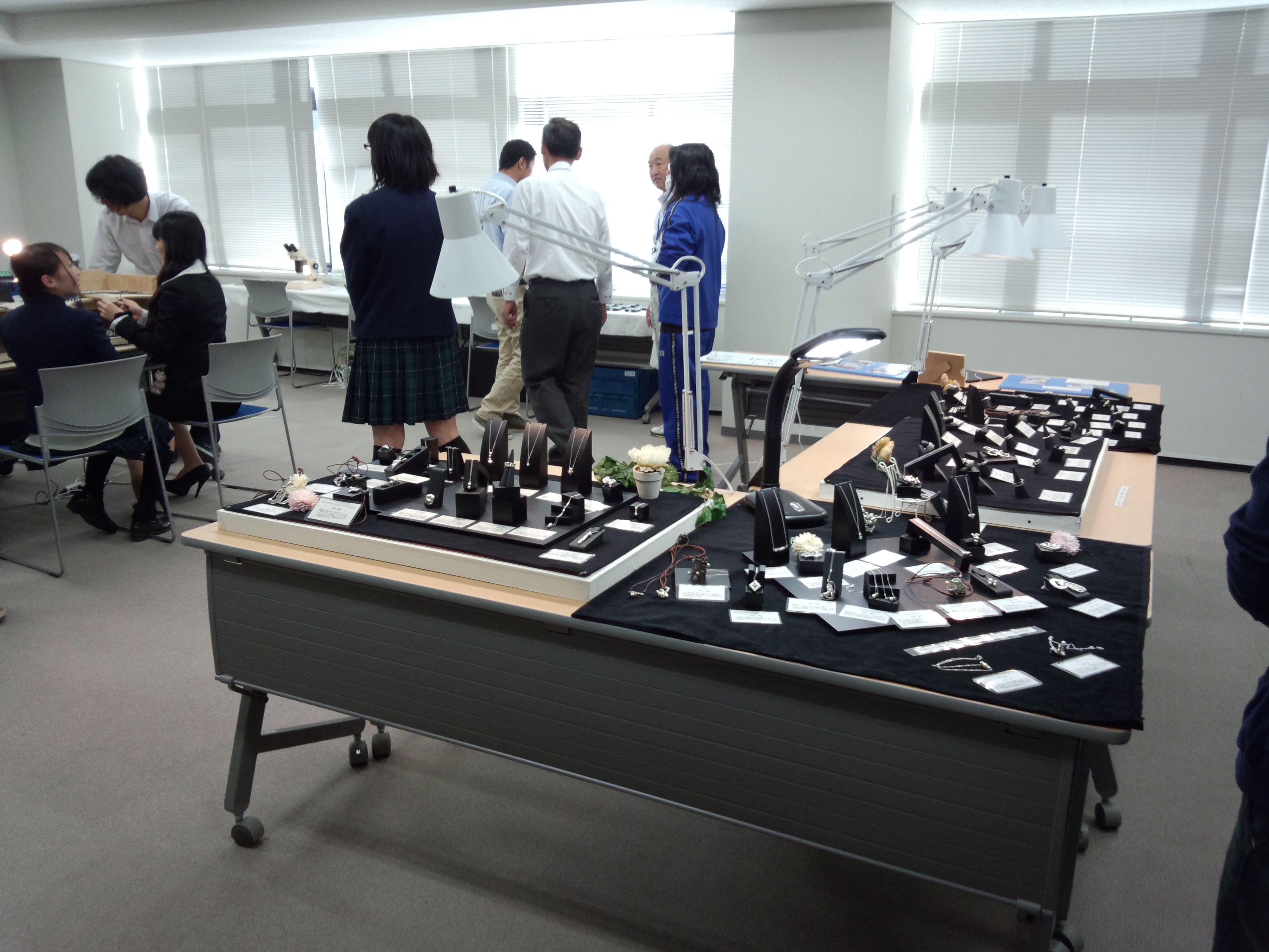 三重県立水産高校 生徒作品展