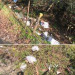 ゴミの山😞