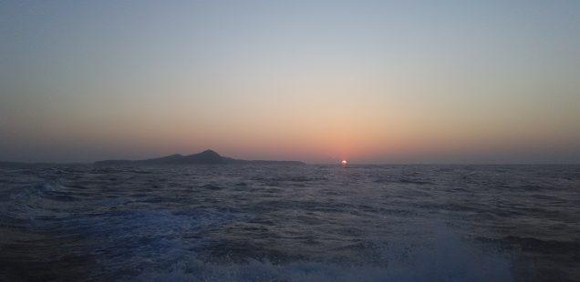 三浦漁場までクルージング