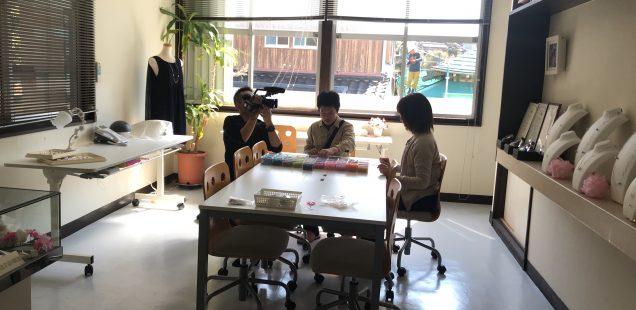 松阪ケーブルテレビさん『志摩あるき』のロケに来ました‼️